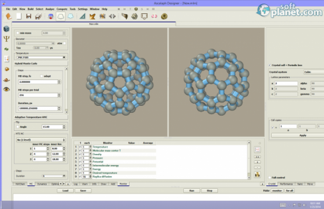 Ascalaph Designer Screenshot3