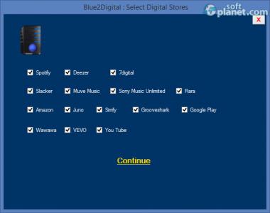 Blue2Digital Screenshot2