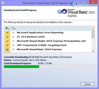 Microsoft Visual Basic Screenshot5