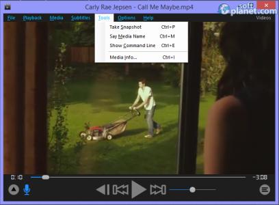 Baka MPlayer Screenshot2