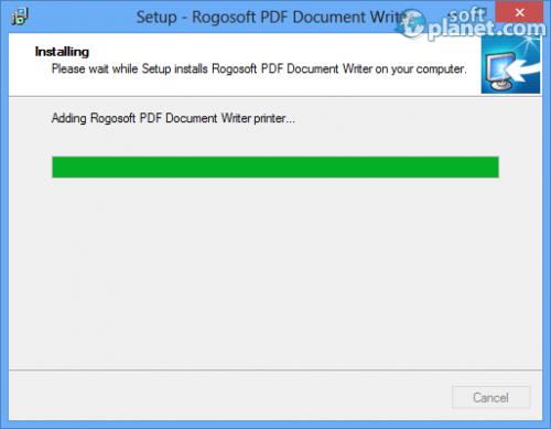PDF Document Writer Screenshot2