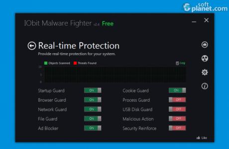 IObit Malware Fighter Screenshot4