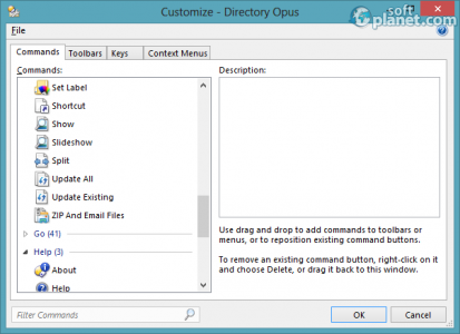 Directory Opus Screenshot5