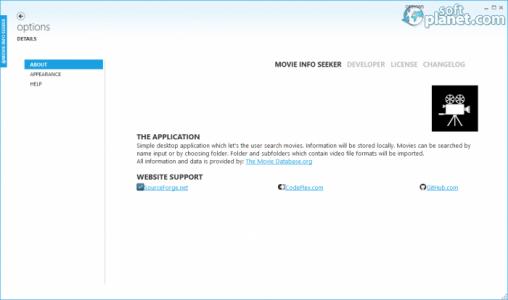 Movie Info Seeker Screenshot3