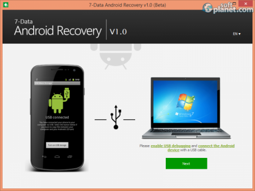 7-Data Android Recovery 1.1
