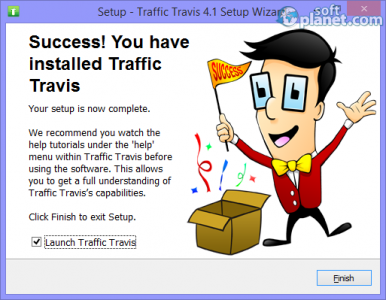 Traffic Travis Screenshot2