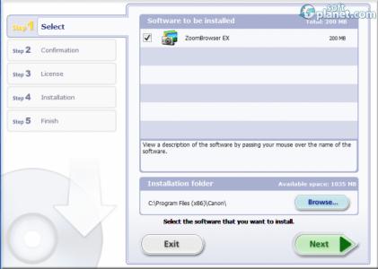ZoomBrowser EX Screenshot4