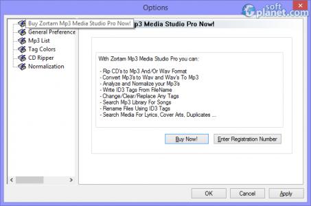 Zortam Mp3 Media Studio PORTABLE Screenshot2