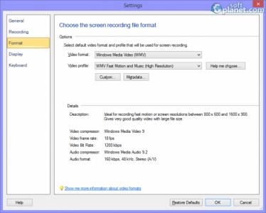 My Screen Recorder Screenshot4