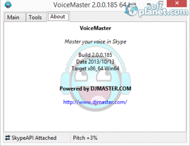 VoiceMaster Screenshot3