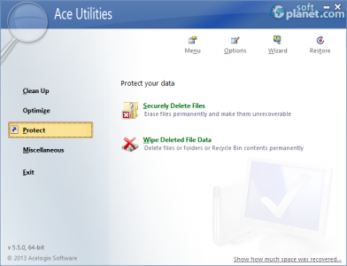 Ace Utilities Screenshot3