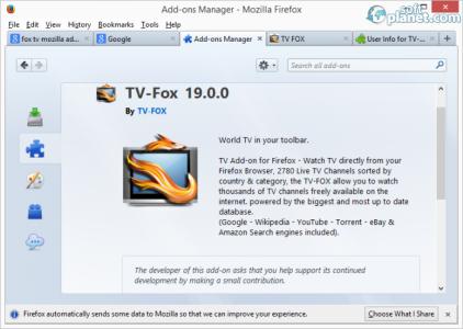 TV FOX Screenshot2