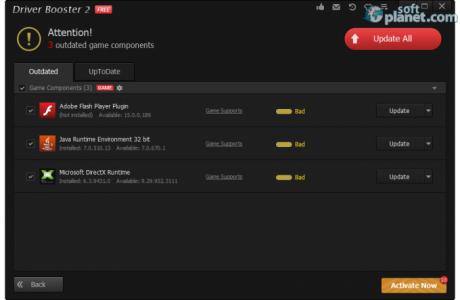 Driver Booster Screenshot2