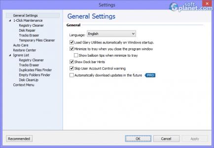 Glary Utilities Screenshot4