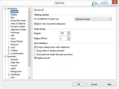 CorelDRAW Graphics Suite Screenshot2