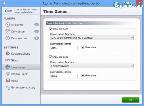 Atomic Alarm Clock Screenshot5