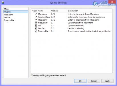qomp Screenshot3