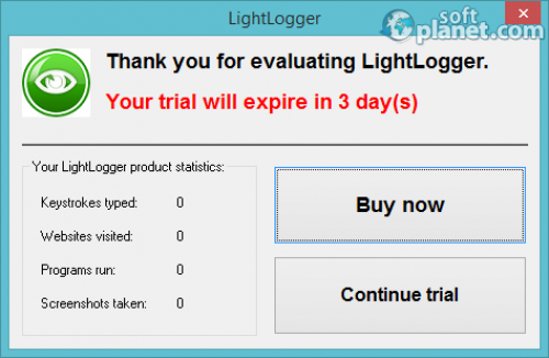 LightLogger Screenshot4