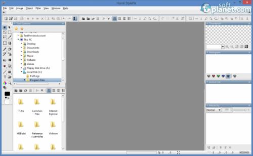 Hornil StylePix Portable Screenshot2