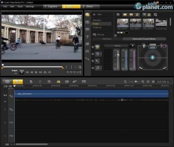 Corel VideoStudio Pro Screenshot2