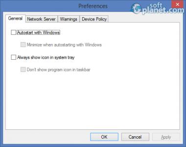 USB Redirector TS Edition Screenshot3