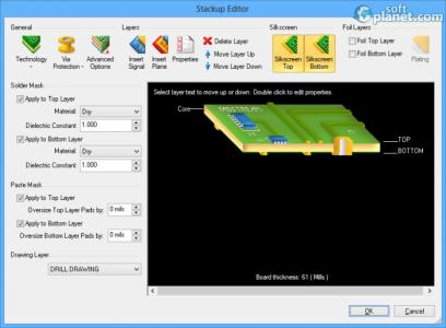 SoloPCB Design Screenshot4