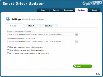 Smart Driver Updater Screenshot4