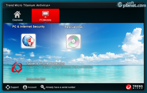 Trend Micro Titanium Antivirus+ Screenshot5