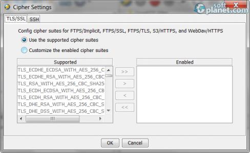 CrossFTP Screenshot3