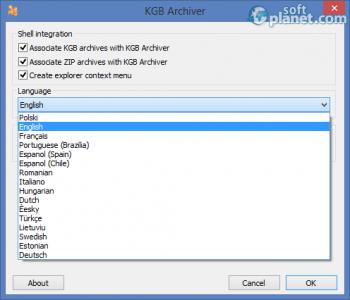 KGB Archiver Screenshot4
