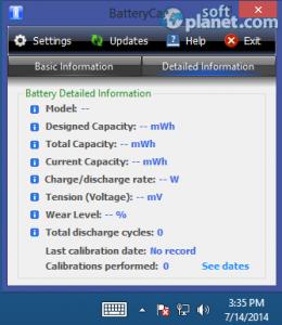 BatteryCare Screenshot2