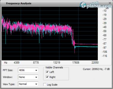 AVS Audio Editor Screenshot4