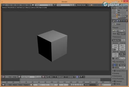 Blender Screenshot3
