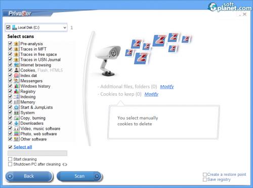 PrivaZer Screenshot2