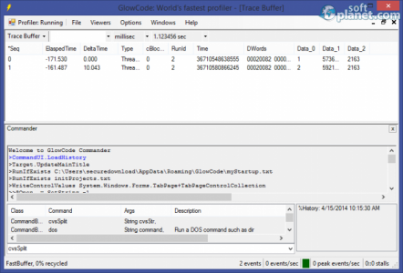 GlowCode Screenshot3