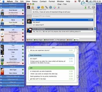 Adium Screenshot4