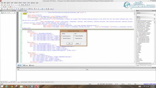 CodeLobster Screenshot2
