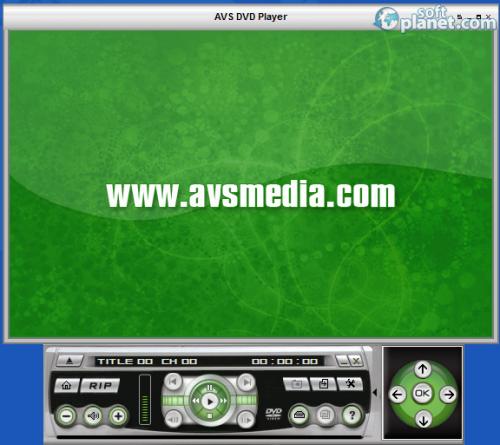 AVS DVD Player 2.4.2.125