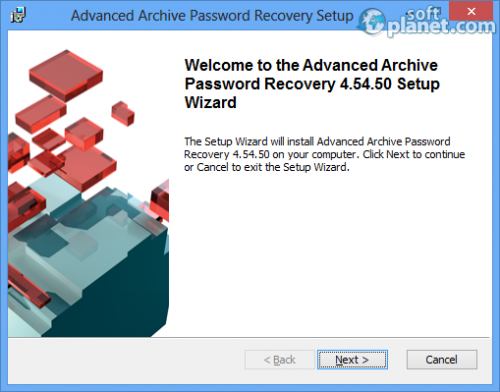 Advanced Archive Password Recovery 4.54.50