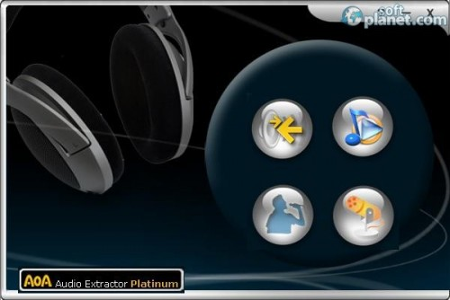 AoA Audio Extractor Platinum 2.3.7