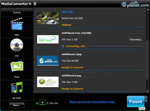 ArcSoft MediaConverter 8.0.0.21