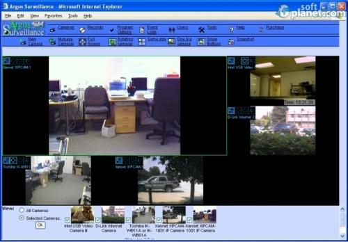 Argus Surveillance DVR 4.0