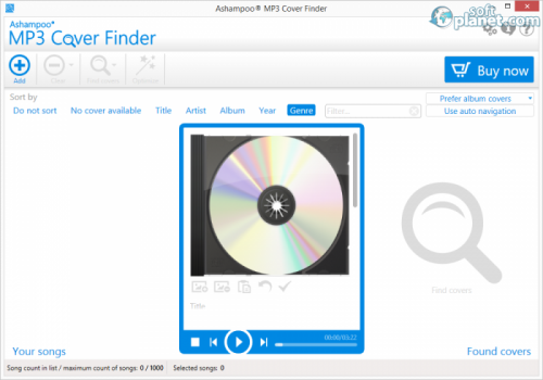 Ashampoo MP3 Cover Finder 1.0.11