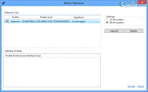 Better Network 2.0.0