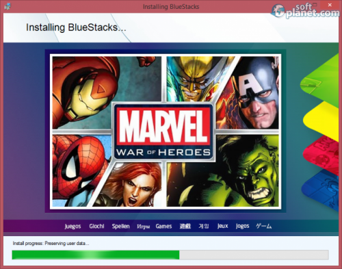 BlueStacks App Player 2.0.8.5638
