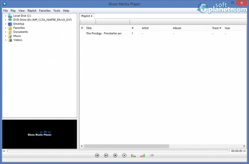 Blues Media Player 24.08.2013