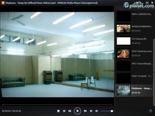 DVDFab Media Player 2.5.0.3