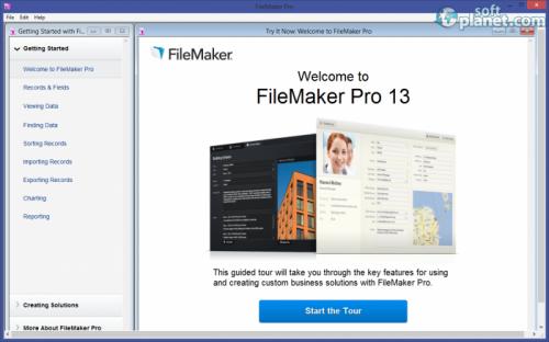 FileMaker Pro 13.0v2