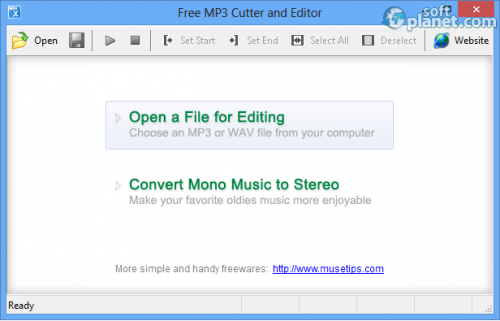Free MP3 Cutter and Editor 2.6.0 Build 1953