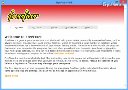 FreeFixer 1.05